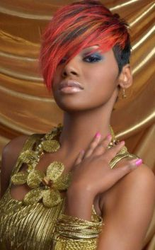 get a picture gallery for Black Teenage Girl Hairstyles 2016 With Short Hair also get tips for choosing the best hairstyles according to your face