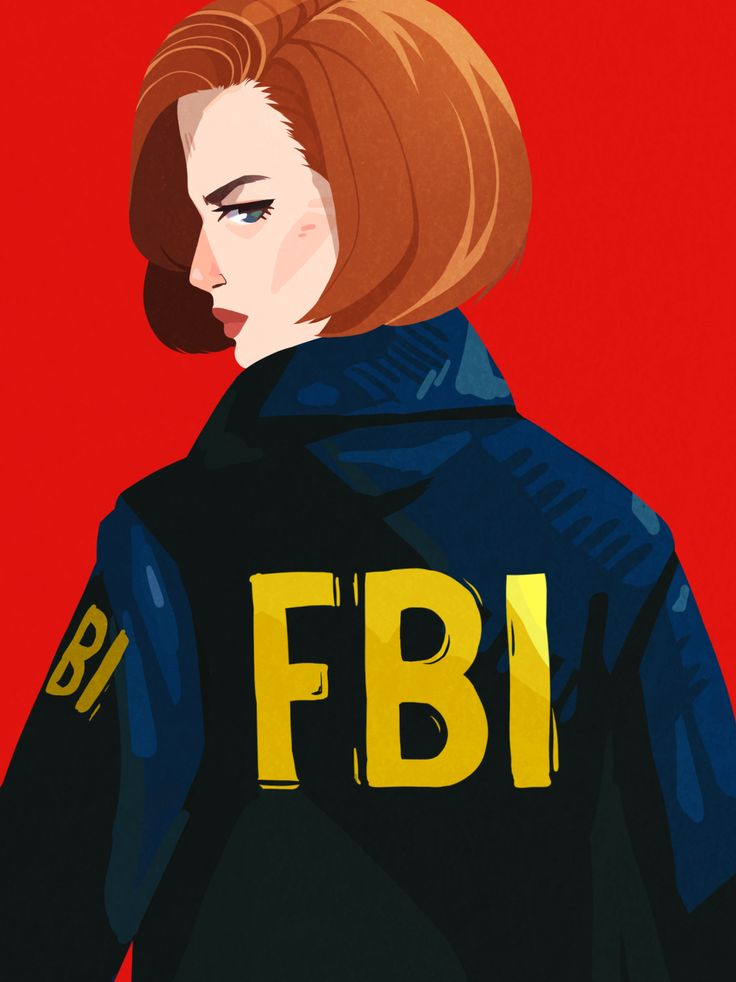 """""""honestly the best part of fight the future is the cool FBI windbreakers that mulder and scully wear.."""" - alexiadraws"""