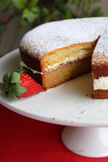 how to make an eggless cake, great for when you don't want to buy a whole dozen just to use one.