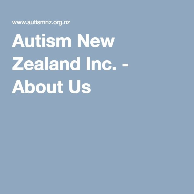 Direct link for teachers/parents to Autism NZ site. It provides clear facts about Autism, training and seminars for teachers but more importantly some really practical resources for teachers and parents.