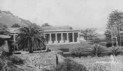 Palacio Tanumé, Pichilemu 1850