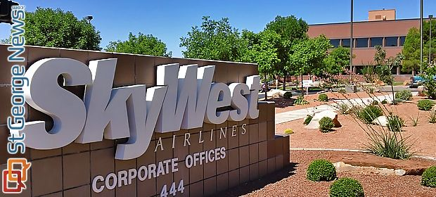 Skywest Airlines comments on $1.23M penalties FAA proposes to impose | St George News