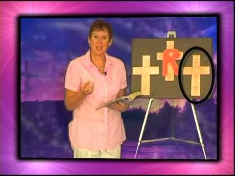 The 3 crosses obj lesson video