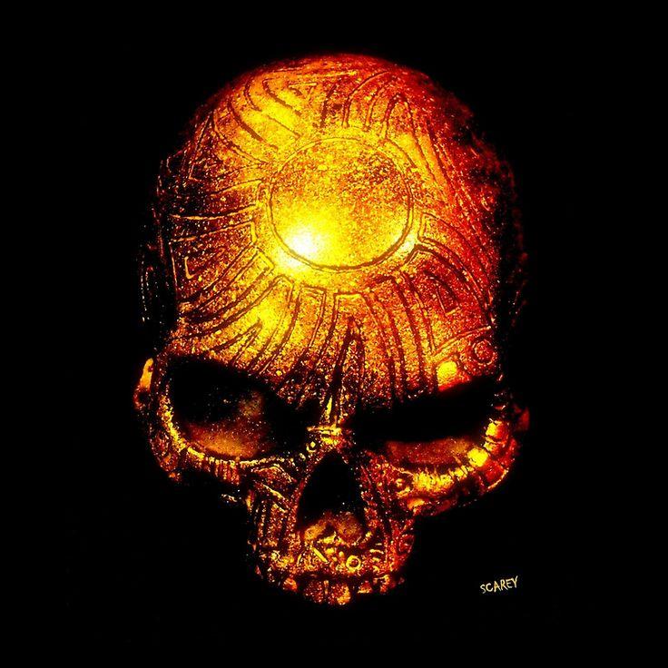 Golden Skull..