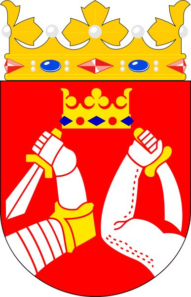 Coats of arms of historical province of Karelia, Finland