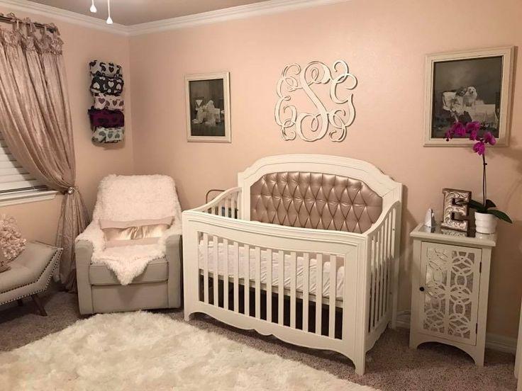 219 best baby girl's nursery room decor images on pinterest