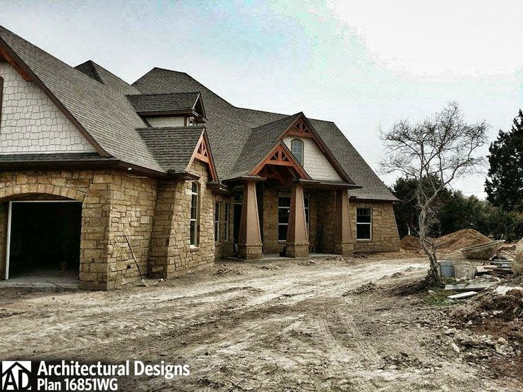 Plan 16851wg rugged craftsman dream home plan craftsman for Home plan com