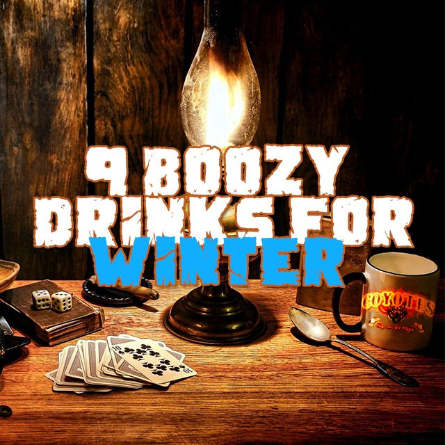 9 boozy #drinks to keep warm this winter. Or dance it off at @CoyotesMargate #staywarm #KZNSouthCoast #Margate , find the recipes here: https://www.facebook.com/CoyotesMargate/posts/1789693257943479