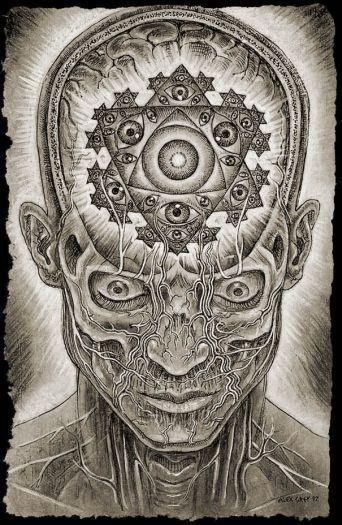 Best 25+ Alex grey tattoo ideas on Pinterest | Alex grey ...