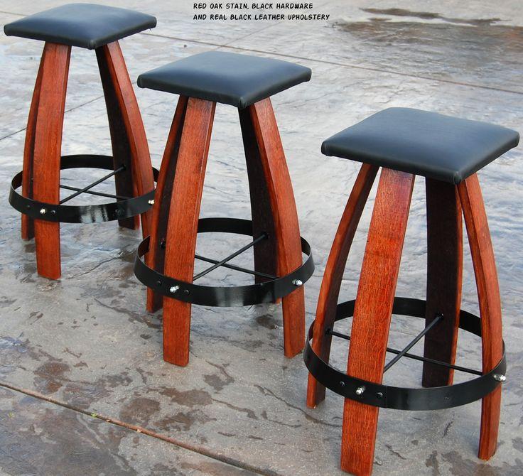 Wine barrel bar stools. & Best 25+ Wine barrel bar stools ideas on Pinterest   Wine barrel ... islam-shia.org