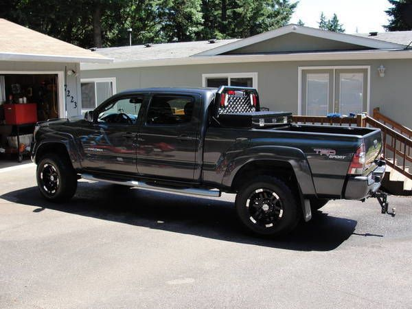 double cab long bed lifted page 4 tacoma world forums tacoma ideas pinterest world. Black Bedroom Furniture Sets. Home Design Ideas