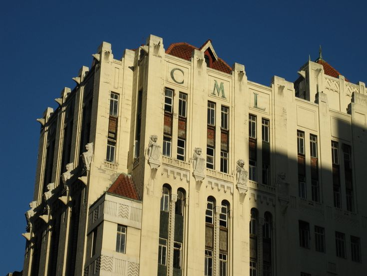 Art Deco | Colonial Mutual Building, 330 West Street, Durban, South Africa