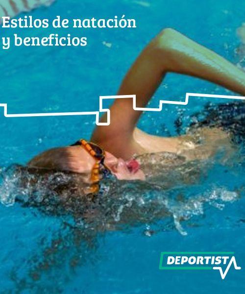 3b5ae16ab4bf Estilos de natación y beneficios | vida sana | Estilos de natación ...