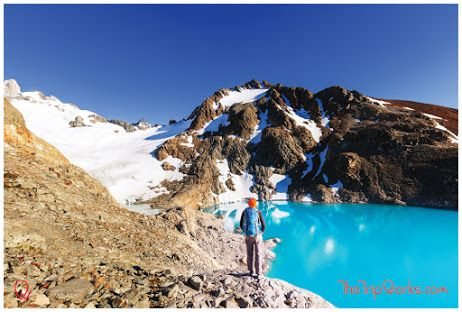 #GoWild #Patagonia in Argentina truly defines the word #Adventure Well this picture says it all!