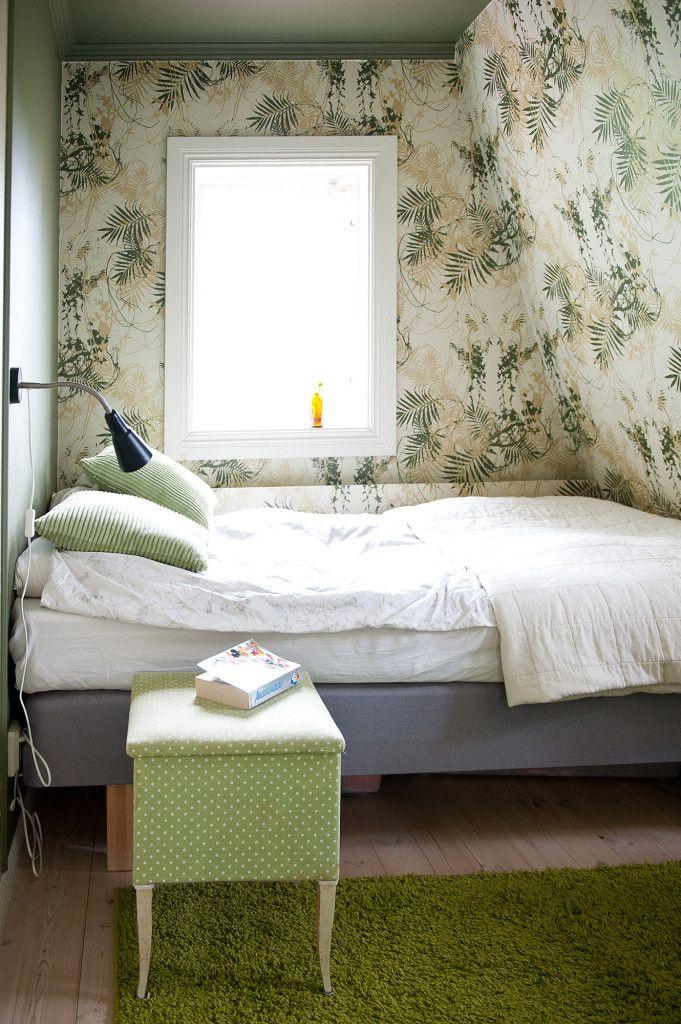 Linda Schillén, lantlig stil, sovrum, hemma hos, 20-tal