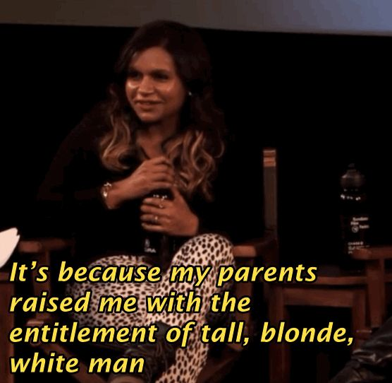 Mindy Kaling Shared A Truly Amazing Secret To Her Success - BuzzFeed News http://youtu.be/MMKN9Vx85mc?t=1h38m44s
