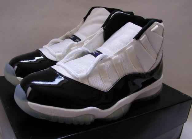 f8e97a5123c26f Air Jordan 11 (XI) Original (OG) - Concords (White   Black - Dark Concord)