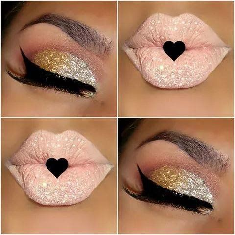Makeup Tutorial for #Valentine's day http://pinmakeuptips.com/valentines-day-makeup-tutorial/