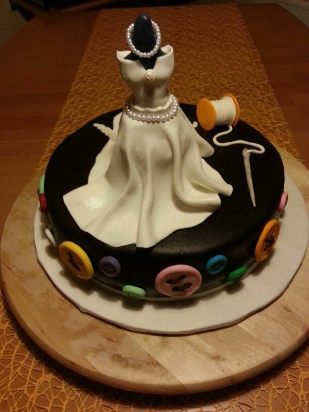 Dressmaker Cake