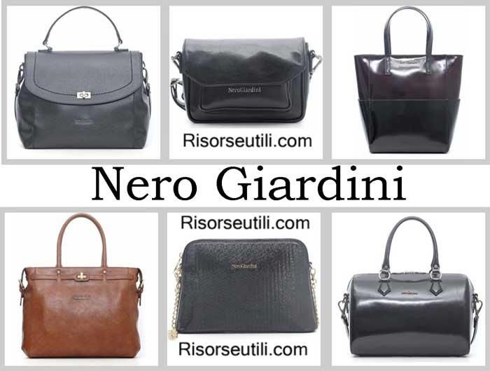 Bags Nero Giardini fall winter 2016 2017 for women