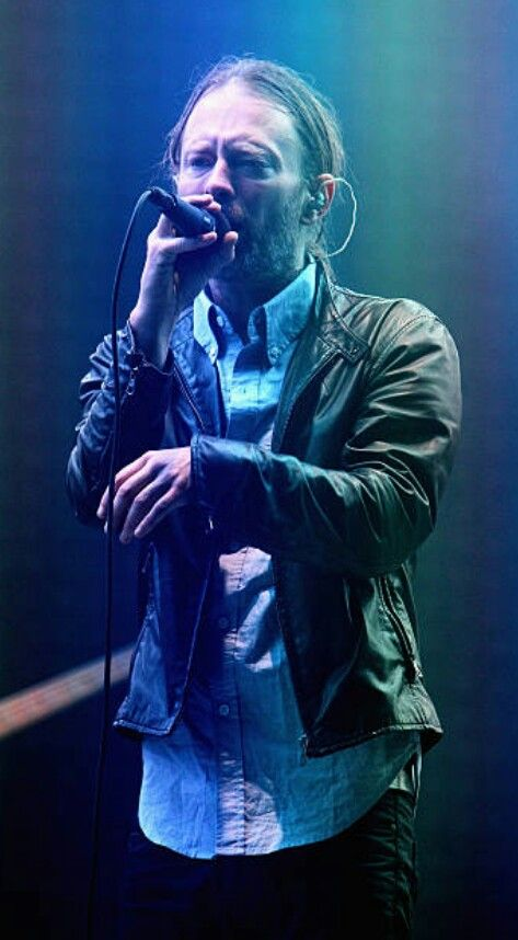 Thom Yorke - #RadioheadDay 2 during the Bonnaroo Music and Arts Festival on June 8, 2012 in Manchester, Tennessee