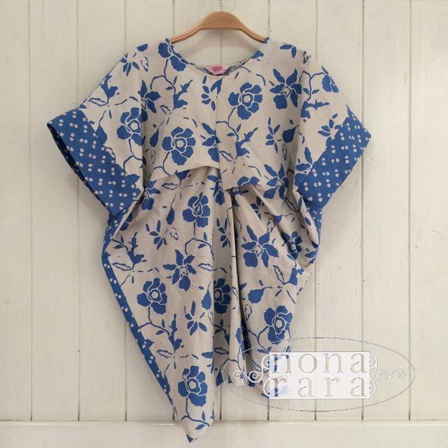 B270627 - IDR210.000 Bustline : Free Size Fabric: Batik Cap Garut