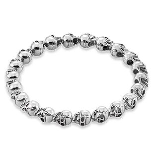 Leather & silver bracelets – Men – THOMAS SABO