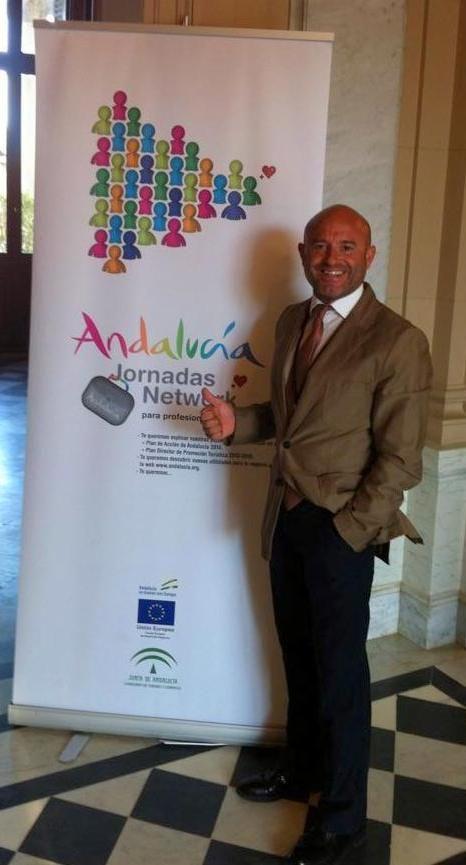 En esta ocasión las jornadas #network para profesionales de #turismo nos llevan a #Jerez, a la Real Escuela de Arte Ecuestre