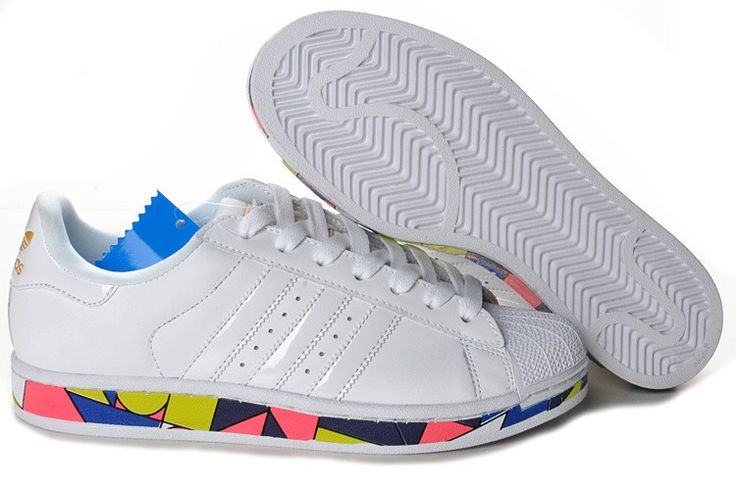 Adidas Superstar II Cool Factory Unisex Mens Womans trainers White G50964