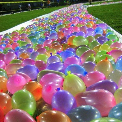 1000 images about outdoor kids party ideas on pinterest for Birthday party decorations for kids at home