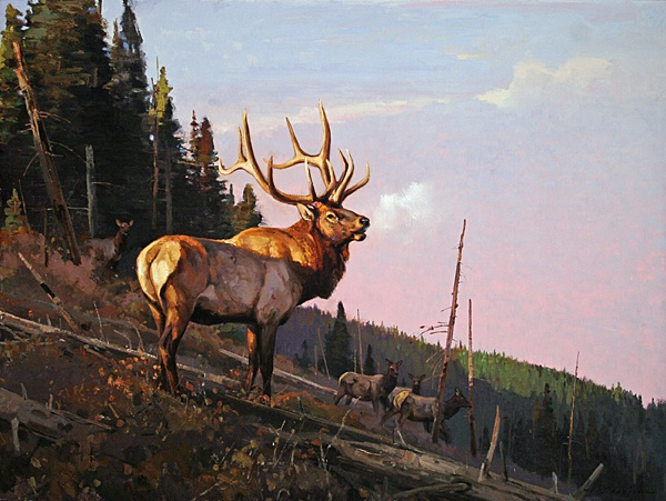 """Arts Wonders"" weekend in Park City is July 31 - August 2.  Guests of Montage Deer Valley have the opportunity to enjoy the weekend-long Kimball Arts festival and even take a class learning how to paint at Montage Deer Valley.  Guests also may enjoy a docent-led tour of the property's own museum quality collection.  Nothing says Utah like the works of Luke Frazier, on display at Montage Deer Valley"