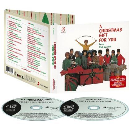 Phil Spector - Christmas Gift For You + Greatest Hits