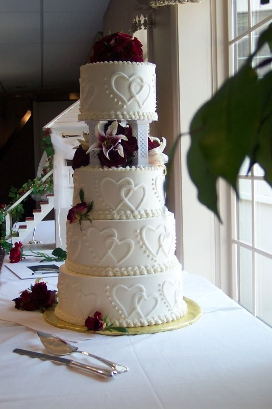 60 best wedding cakes images on pinterest bodas receptions and wedding. Black Bedroom Furniture Sets. Home Design Ideas