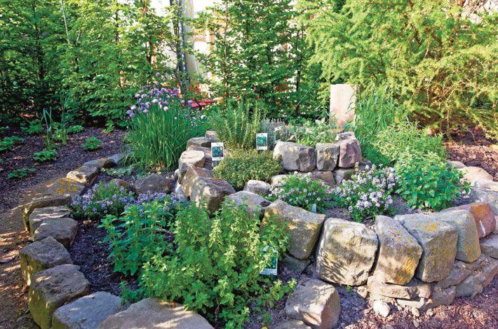 Bilder durchgeführter Gartengestaltungen