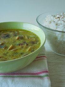 Mis Recetas Anticáncer: Sopa de setas tailandesa por Verónica Garrido
