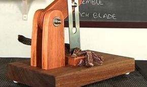 Biltong Cutter | DIY | The Home Channel