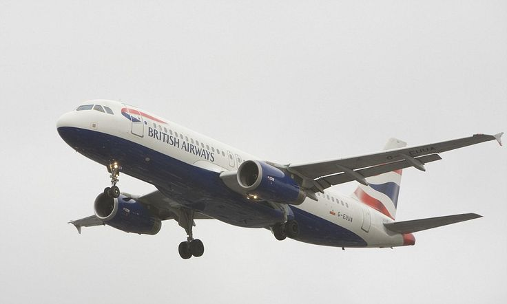 Man 'groped sleeping woman's breast for FIVE MINUTES' on BA flight http://dailym.ai/1f7O6z8