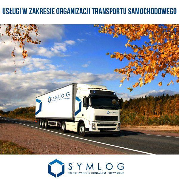 Specjalistyczne środki #transportu samochodowego przystosowane są do przewozu niemal każdego rodzaju ładunku. ▶️ http://symlog.eu/