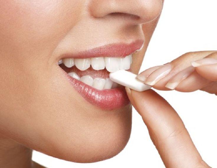 il lato positivo delle chewin-gum