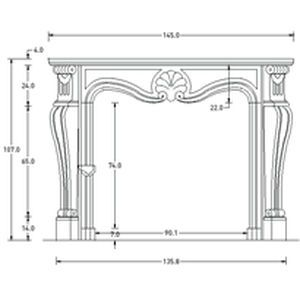 17 best images about standard size on pinterest toilets for Grand piano size chart
