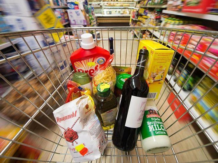 Farbstoffe stecken in vielen alltäglichen Lebensmitteln.