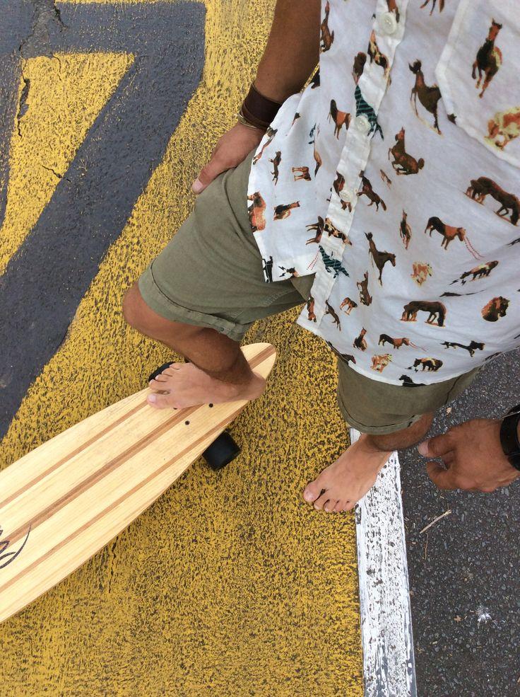 Seasoul style...wild horses shirt