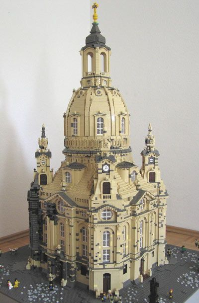 Frauenkirche Dresden (Church Of Our Lady), Germany
