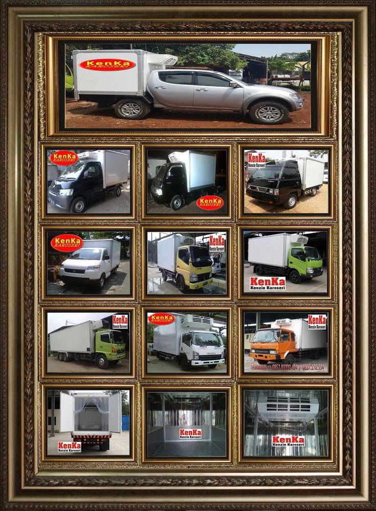 KAROSERI BOX PENDINGIN MOBIL dan TRUCK MITSUBISHI >> Mitsubishi Dealer