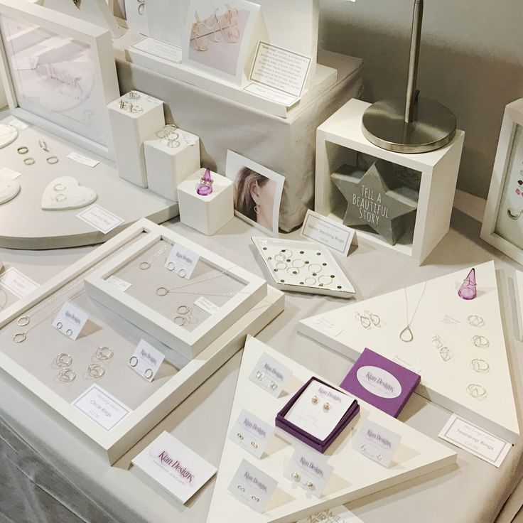 17 Best Images About Jewellery Display And Stall Ideas On