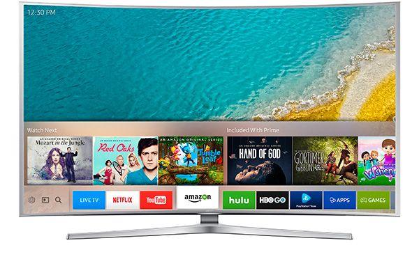 Samsung Smart TV'ler Gelişmiş Kullanıcı Deneyimi Sunuyor