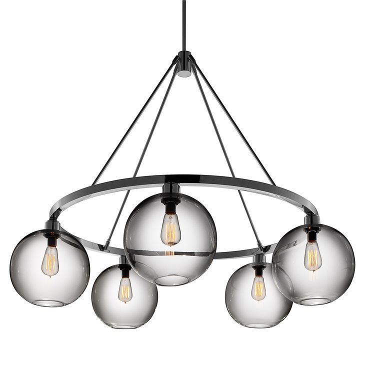 Contemporary Chandeliers | Contemporary Modern Lighting