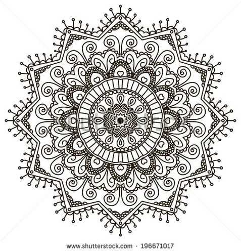 mandala designs vector Google
