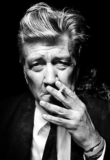David Lynch, quiero ser tu amiga jaja