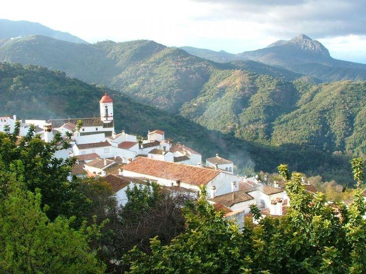 Casa Rural - Casas Rurales Jardines del Visir en Genalguacil (Málaga)